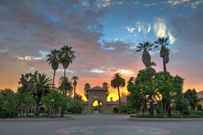 Stanford Sunset