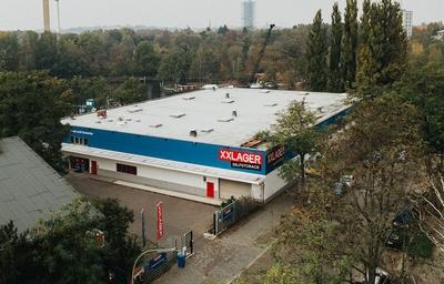 XXLAGER Gebäude in Berlin-Steglitz