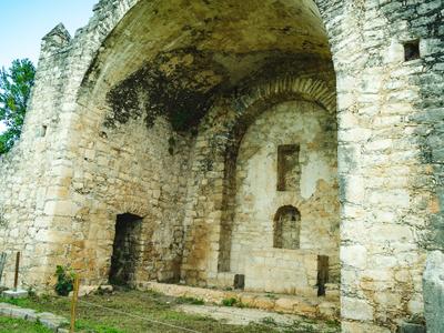 The Dzibilchaltún ruin in Merida, Mexico