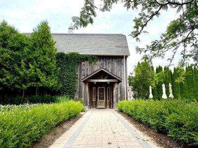 Alvento Winery in Lincoln, Ontario