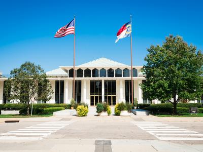 North Carolina Legislative Building, Raleigh. US.