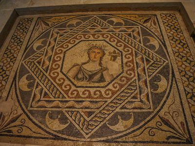 Demeter the Greek Goddess of the harvest and fertility