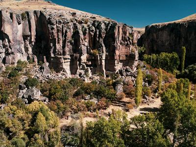 Rose Valley in Cappadocia