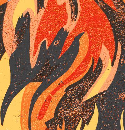 Kour Pour - Sacred Flames