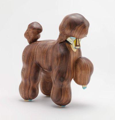 Sculpture by Susumu Kamijo