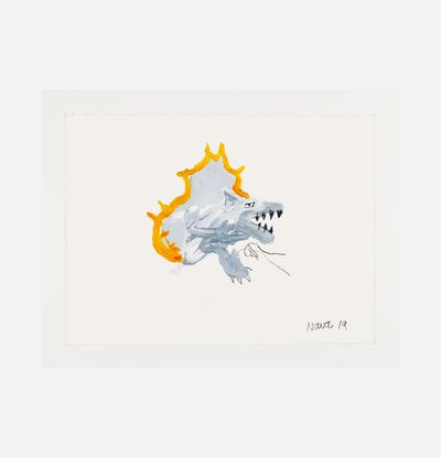 Robert Nava - Untitled 8B