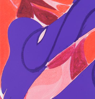 Tunji Adeniyi-Jones - Violet Dance