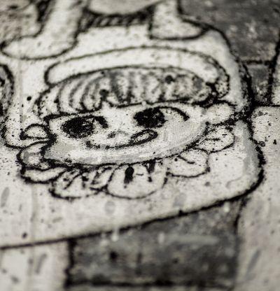 Obsession, no joke by Stickymonger detail shot