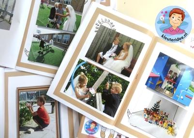 Portfolio van de fotograaf 4, thema fotograaf voor kleuters, kijk op kleuteridee.nl voor gratis downloads