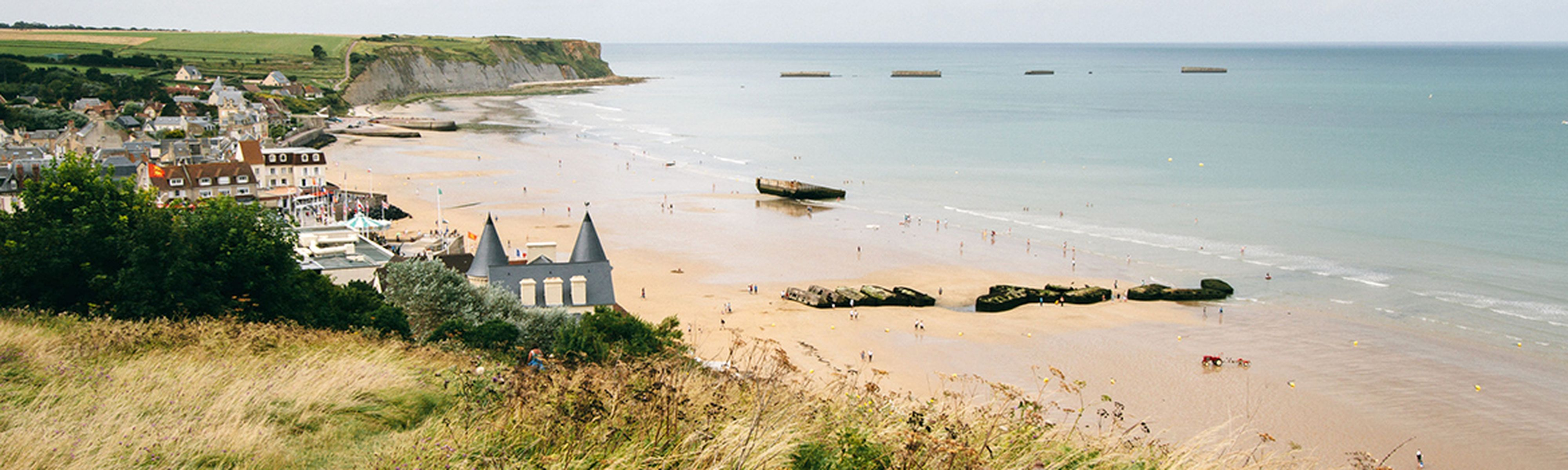 Normandy Landings in Normandy, France