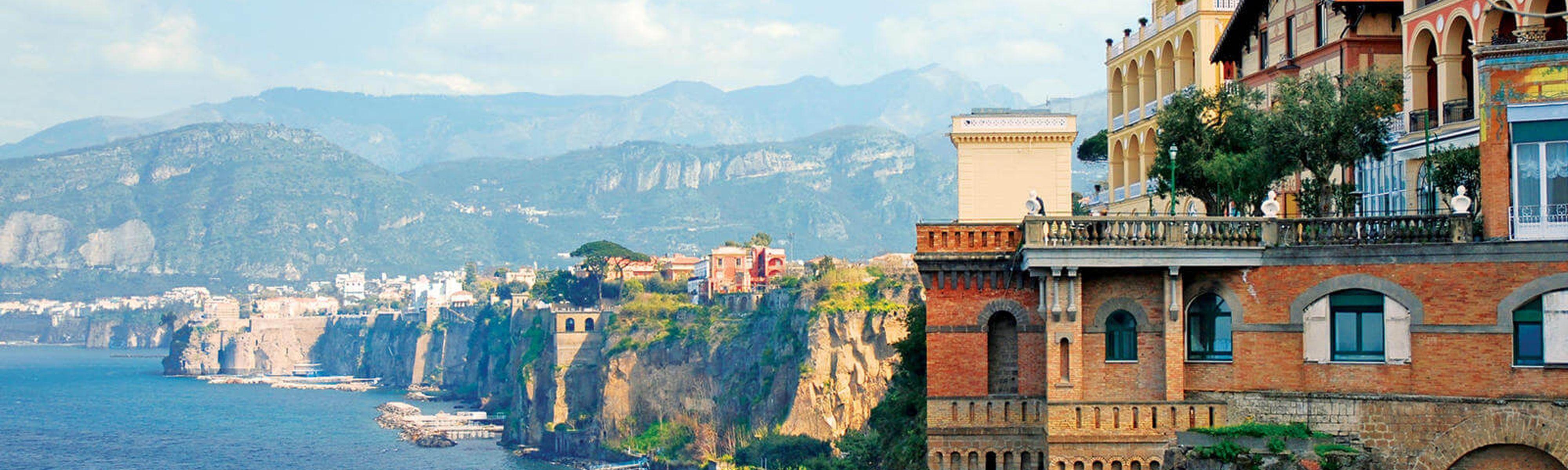 Italy Greece Ef Go Ahead Tours