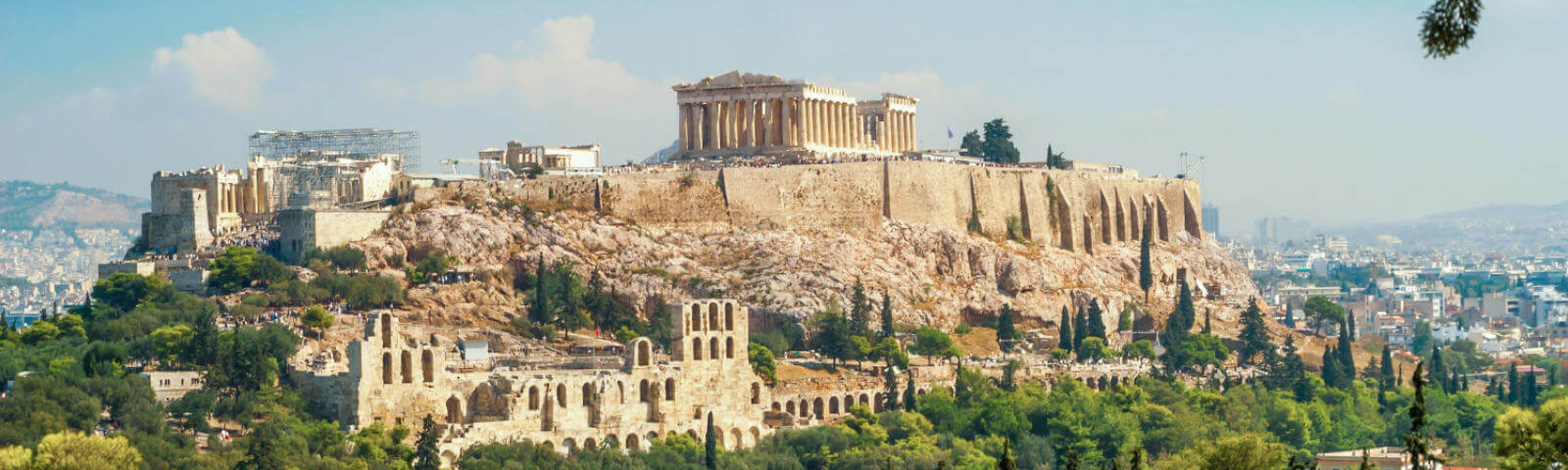 A Week in Ancient Greece: Athens, Delphi & Olympia   EF Go