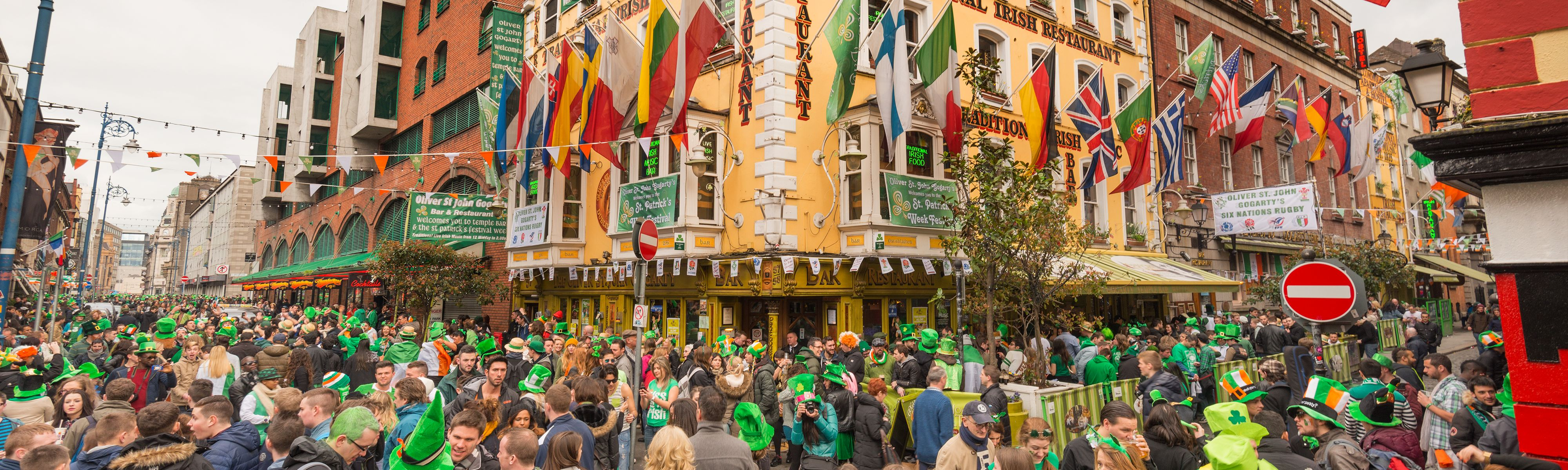 Phoenix St Patricks Day Events 2020.A Week In Ireland St Patrick S Day Ef Go Ahead Tours
