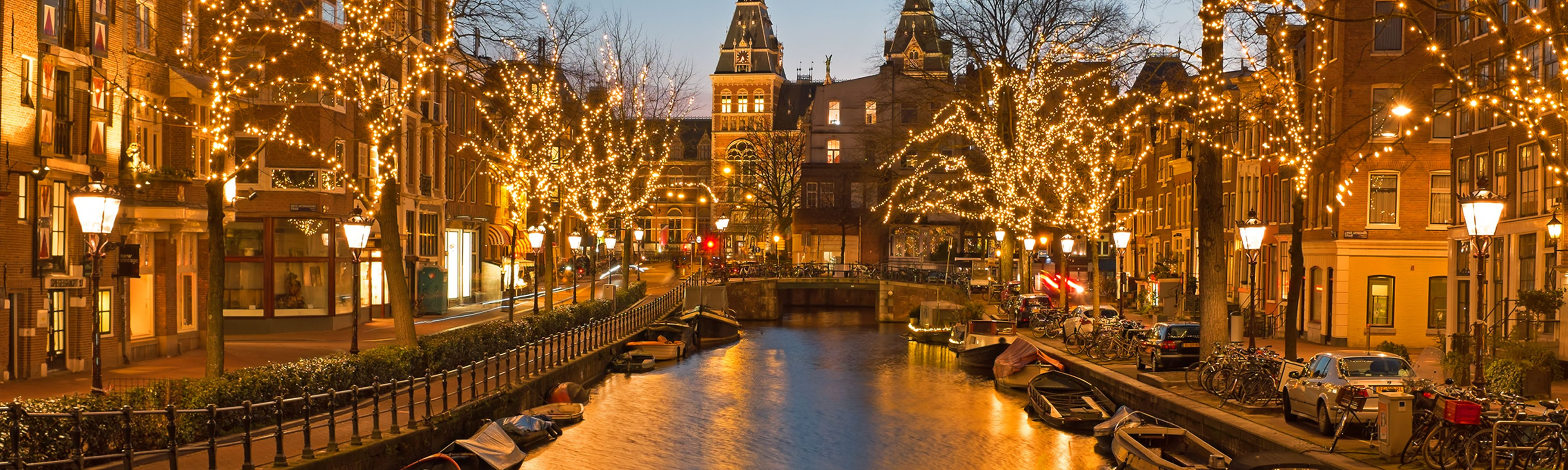 Christmas In Europe.Christmas Markets Of Northern Europe Amsterdam To Stockholm