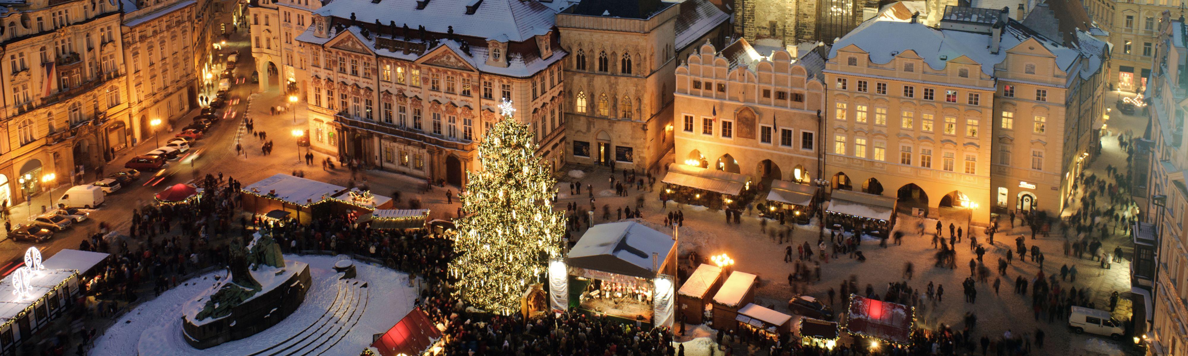 Christmas Tours.Christmas Markets Of Budapest Vienna Prague Ef Go