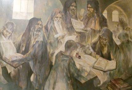 Плисковската книжовна школа, реконструкция