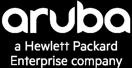 Aruba Networks (HPE) logo