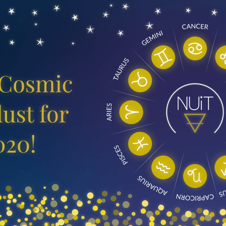Your 2020 Horoscopes and Cosmic Forecasts