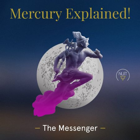 The importance of Mercury, in Astrology