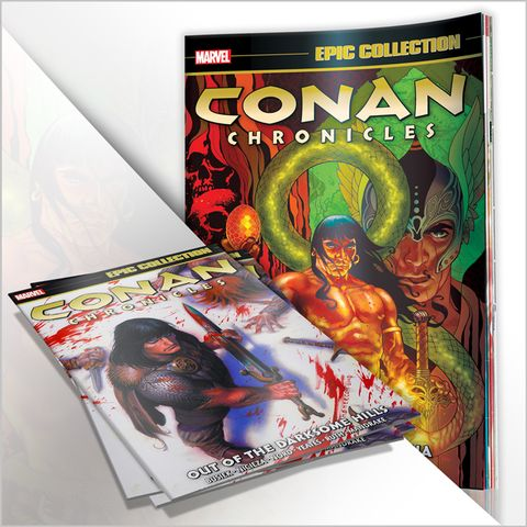 CONAN DARK HORSE COLLECTION