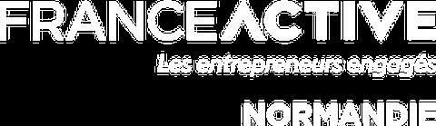 Logo France Active Normandie
