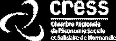 Logo CRESS - Chambre Régionale de l'Économie Sociale et Solidaire de Normandie