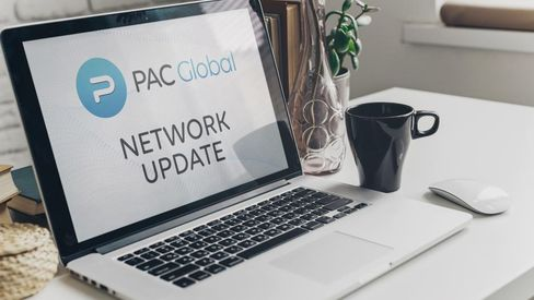 PAC Global Development News and Planned Network Update