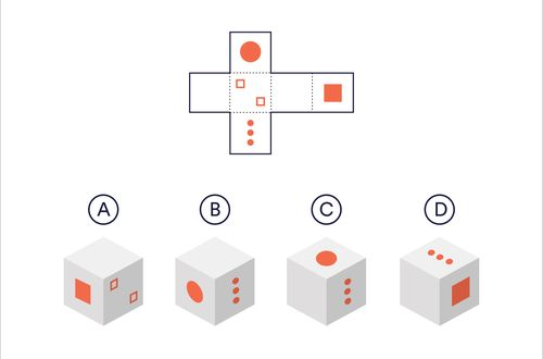 How to ace spatial reasoning tests