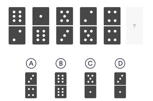 How to answer abstract reasoning tests