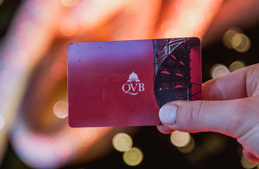 Spark Joy with 2 x $50 QVB Gift Cards when you spend $1,000