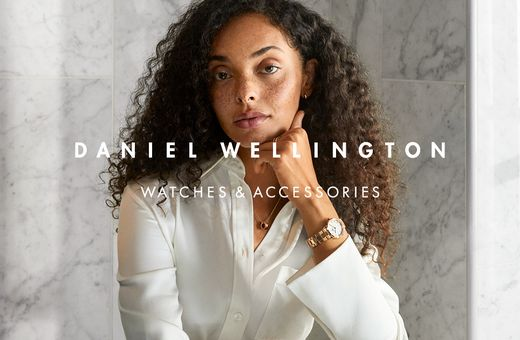 Daniel Wellington's 'Be the one go for it'