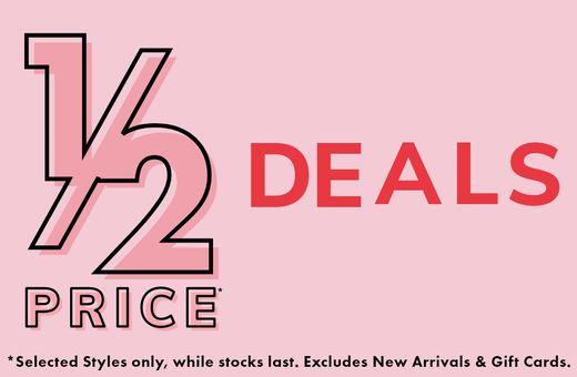 Bendon's Half Price Deals