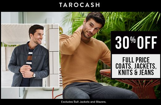 Tarocash's Outlet Sale