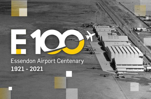 Essendon Airport's Centenary