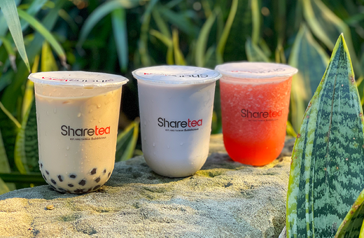 Sharetea Now Open