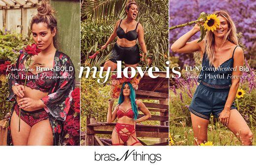Valentine's Day at Bras N Things