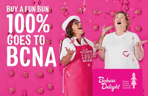 Bakers Delight's BCNA Fundraiser