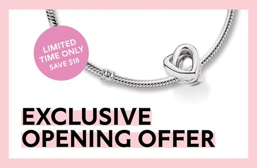 Exclusive opening offer!