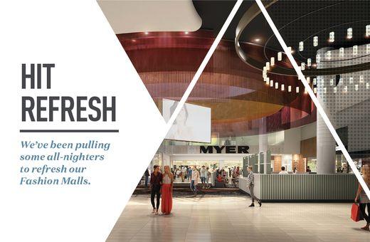 Hitting Refresh on our Fashion Malls