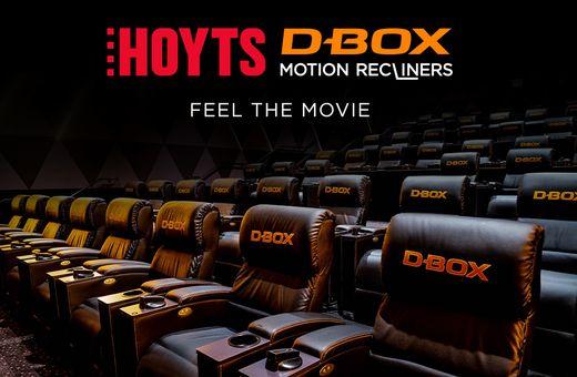 D-BOX at Hoyts