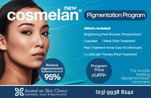 Cosmelan Pigmentation Program