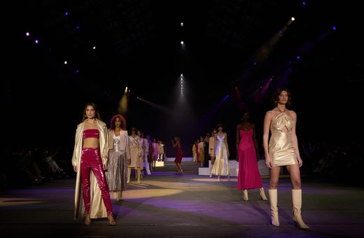 Manning Cartell's Afterpay Australian Fashion Week Experience