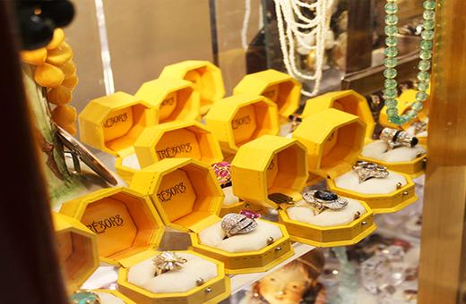 Tresors: Unique Bespoke Jewellery