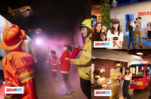DreamCity Reopens at DFO South Wharf