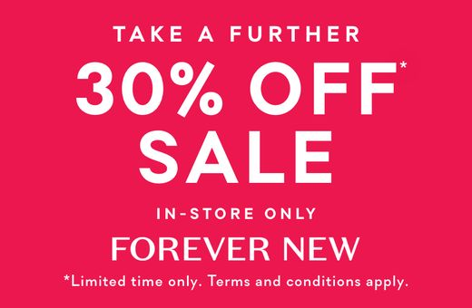 Forever New Sale