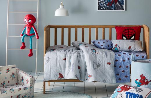 Adairs Kids x Spider-Man Collection