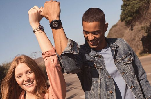 Fossil & Watch Station Promotion