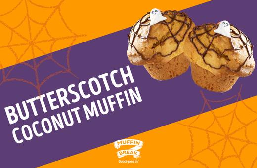 Halloween At Muffin Break