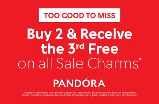 Charm Your Way Into Pandora