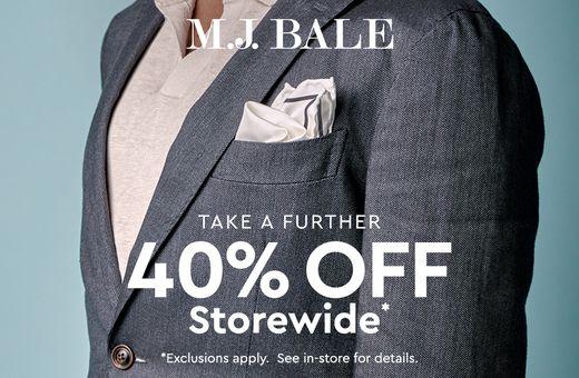 MJ Bale Promotion